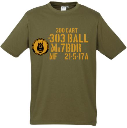 .303 Ammo Box Tee